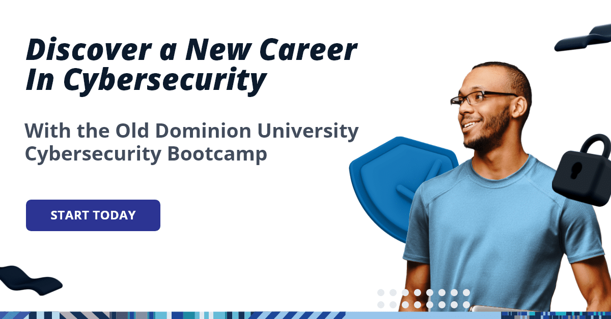 Launch a cybersecurity career with the ODU Cybersecurity Bootcamp